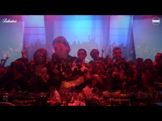 Nikita Zabelin Boiler Room Ballantine's True Music Russia DJ Set