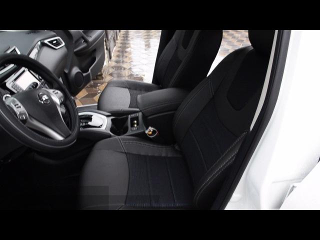 Чехлы для Nissan X-Trail T32 SE, практичные чехлы серии Dynamic, MW Brothers