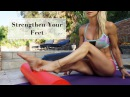 Strengthen Your Feet 5 Minute Fit Friday with Z