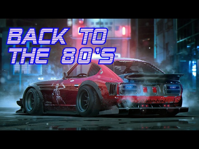'Back To The 80's' | Best of Synthwave And Retro Electro Music Mix for 2 Hours | Vol. 7