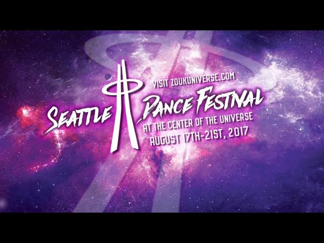 Mafie Xtine Zouk Demo | Seattle Dance Festival 2017