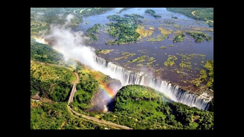 Животный мир. Виктория. Нил. Озеро. Болото. Водопад. Артерия. Дикие просторы. Серд ...