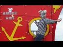 Сумашедший Заяц из мультика Зверополис плывет на Черной Жемчужине и играет с м ...
