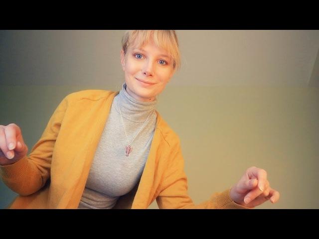 ASMR Full Body Massage Role Play ✨ АСМР Массаж всего тела Ролевая игра ✨