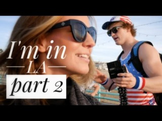 DOUBLE VLOGGING WITH LOGAN PAUL VLOGS l vlog 2
