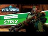 Paladins - Champion Teaser - Strix, Ghost Feather
