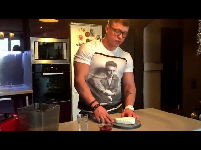 Быстрый качественный белковый перекус