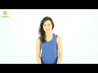 Упражнения для мышц шеи. Эти йога упражнения для шейного отдела уберут дискомфо ...