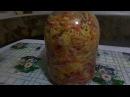 Приготовление самой вкусной маринованной капусты с болгарским перцем Витаминка