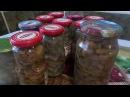 Готовим на зиму домашние, очень вкусные маринованные грибы.
