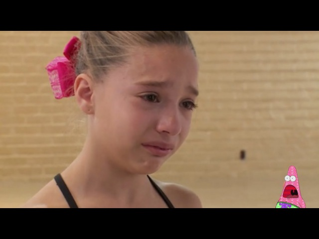 Dancemoms Mackenzies DramaDiva Moments