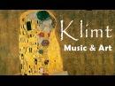 Art : Music Painting - Gustav Klimt on Strauss, Chopin, Szymanowski and Floridia music