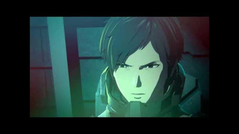 Аниме трейлер %26 Годзилла: Планета кайдзю Godzilla: Kaijū Wakusei