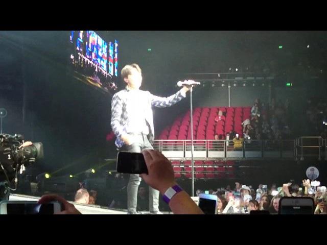 170526 BTS Wings tour Sydney - J-Hope solo Mama