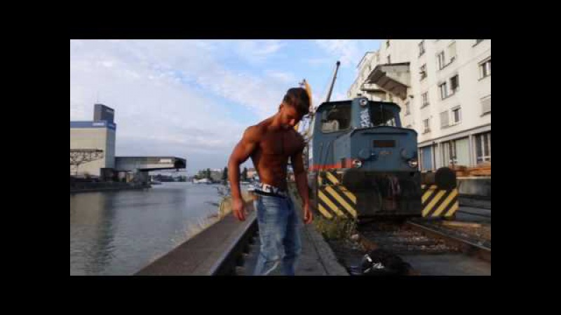 Transformation from fat to fit workout, fitness motivation workout for men