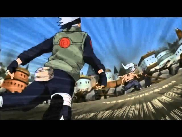 Kakashi Hatake AMV「 Never Surrender 」 II