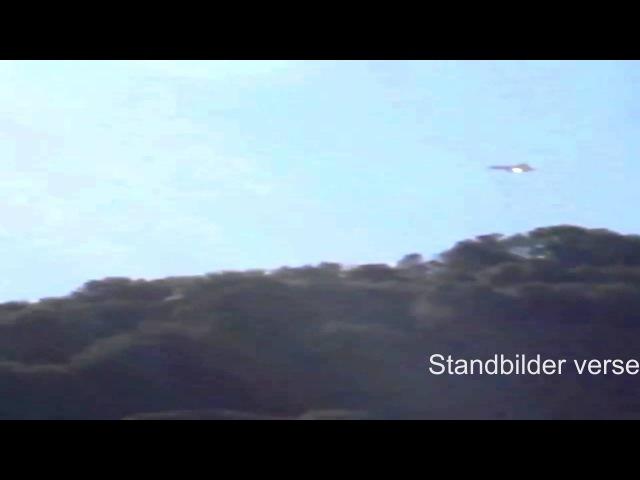 Achalm Ufo 18.08.2012 / Auf Echtheit bestätigt