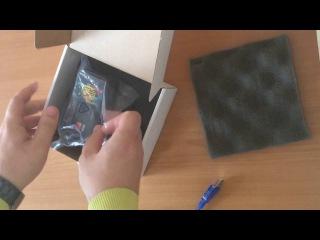ЯRILO Sunlite2 USB-DMX контроллер - распаковка