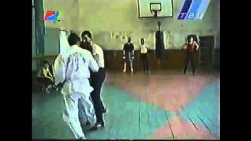 Бокс против карате boxing vs karate avi