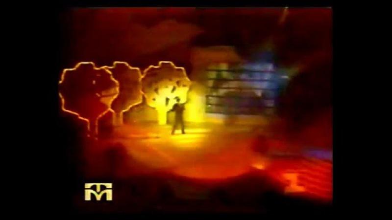 Валерий Меладзе — Фея у фонтана (отрывок; запись 1992 года)