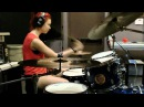 Pantera Drum Cover By Devikah - 13 Steps To Nowhere