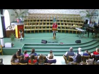 Наш Творец песня 29.01.2017 Централ. церковь в ц. Вифания