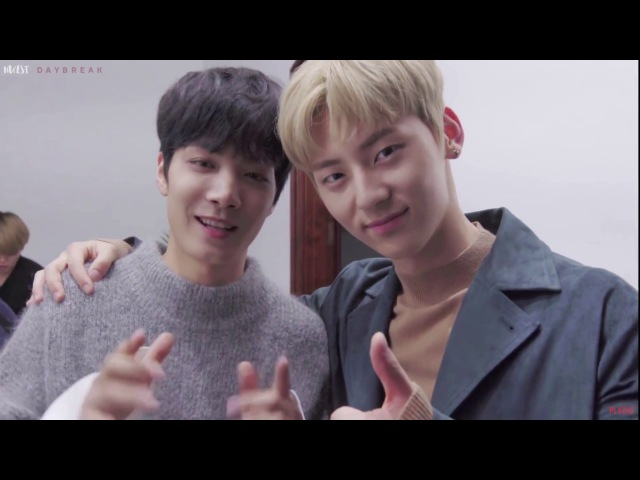 Hwang Minhyun 황민현 X Kim Jonghyun 김종현 JR - Daybreak (Fanvid) Produce101