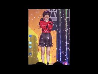 [예능연구소 직캠] 러블리즈 와우! 케이 Focused @쇼!음악중심_20170304 WoW! Lovelyz Kei