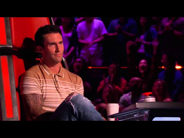 "Blind Audition Jordan Smith ""Chandelier(The Voice 2015 )"