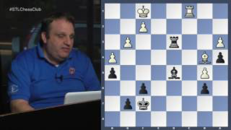 Finegold's Great Endgame vs. Robert Fischer (not THE...) | Endgame Exclam!! - GM Ben Finegold