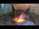 How To Torch Fire Enamel - DIY - Kieu Pham Gray