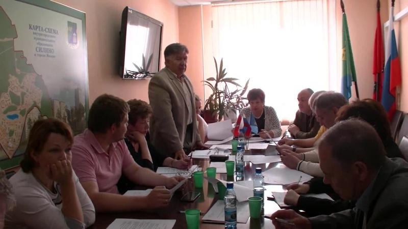 Заседание Совета депутатов муниципального округа Силино от 21 июня 2017 года (online-video-cutter.com) отр.