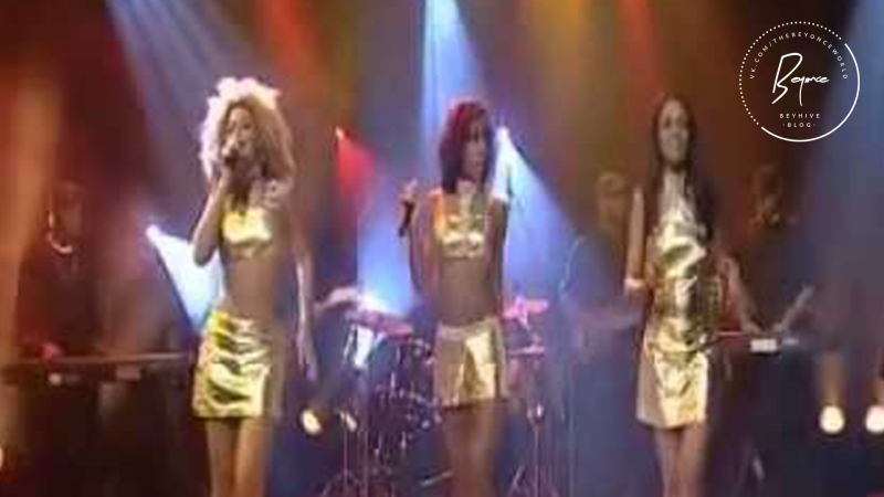 Destiny's Child - Nasty Girl (Live Rove) [2002]