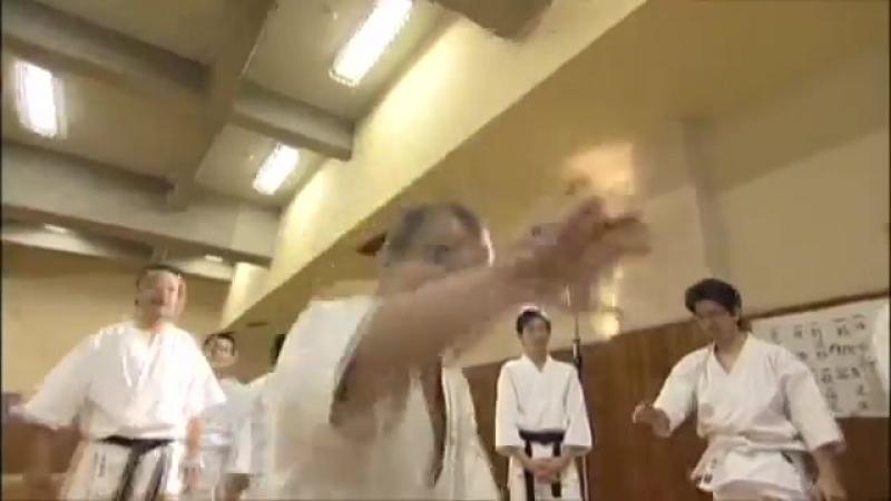 Suparinpei _ Goju ryu _ Kata no ura bunkai _ Yoshio Kuba