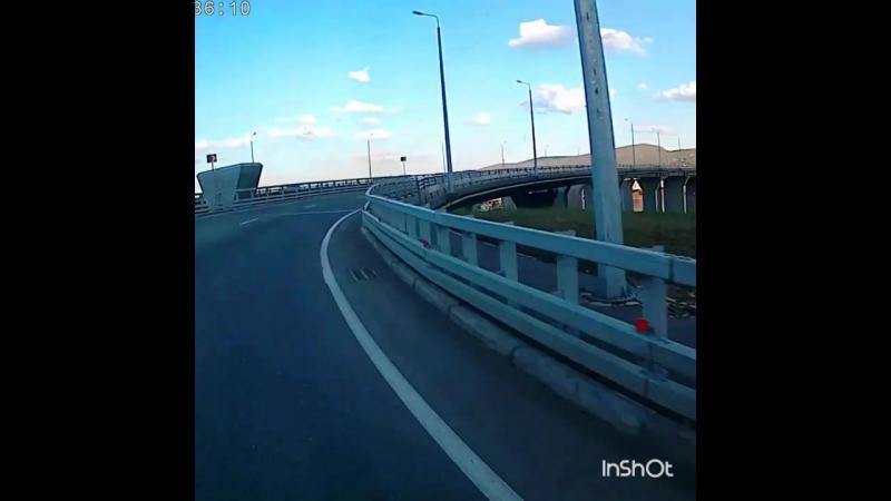 Дпс тоже понимают что нужно уступить байку :) Дубровенского - 4й мост :)