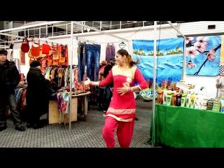 Ram Chahe Leela - InDiDance - Студия современного индийского танца - Федотова Юлиана (Вторушина)