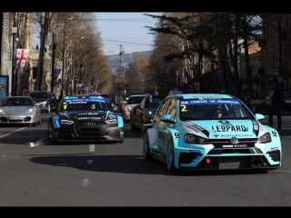 TCR International Series in Georgia Tbilisi