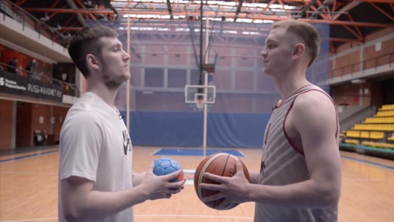Баскетбол или гандбол? Величайшее противостояние!