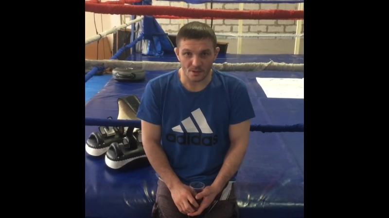 Марат Баллаев передает привет Дюбуа