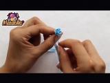 Как сделать розочки из ленты