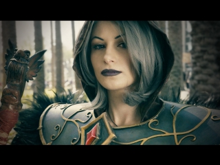 Косплей Warcraft на BlizzCon 2016