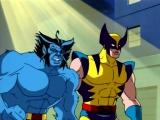 Человек паук 1994-1998 2 сезон 5 серия - Неогенный кошмар. Часть 5. Месть мутантов.
