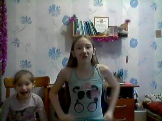 Бородач Настя и , Даша Девушка Танцуем для вас