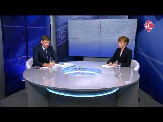 Знакомство с кандидатом в депутаты Думы города Нефтеюганска VI созыва.