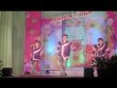 Молодость Эркээни, тувинский танец на конкурсе Мама года - 2017. Покровск