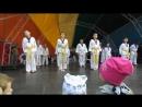выступление у России (тхэквандо) младшая группа