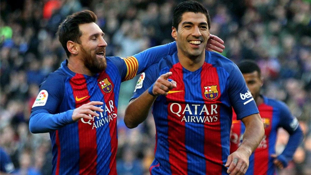 Messi va Suarez ajoyib natija qayd etishdi