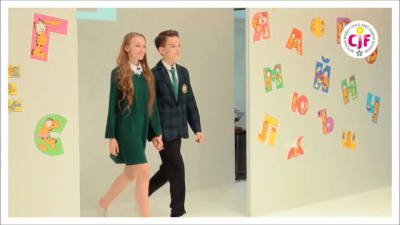 Мини ролик «CJF – Детская мода-2017. Весна»