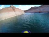 Jet Ski Water Fight Lake Powell (Arizona _ Utah) w_ Sea-Doo and GoPro Slot Canyons 4K