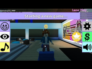РОБЛОКС roblox games lets play 2017 Lena Play Fashion Frenzy